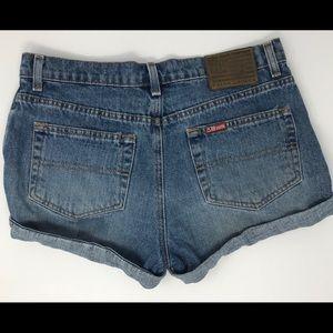 Polo Retro Denim Shorts Sz 10